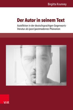Der Autor in seinem Text von Krumrey,  Birgitta