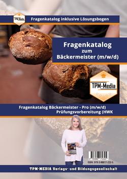 Der Bäckermeister/-in Lerntrainer mit über 1600 Lernfragen für Windows von Mueller,  Thomas