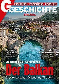 Der Balkan – Brücke zwischen Orient und Okzident von Dr. Hillingmeier,  Klaus