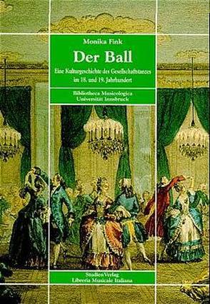 Der Ball von Fink,  Monika