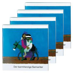 Der barmherzige Samariter (4er-Pack) von de Kort,  Kees