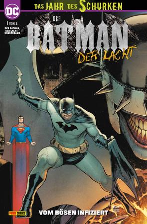 Der Batman, der lacht – Sonderband von Bennett,  Joe, Grace,  Sina, Jenkins,  Paul, Kruhm,  Ralph, Marquez,  David, Miranda,  Inaki, Williamson,  Joshua