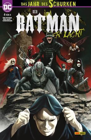 Der Batman, der lacht – Sonderband von Epting,  Steve, Fernández,  Javier, Kruhm,  Ralph, Tynion IV,  James