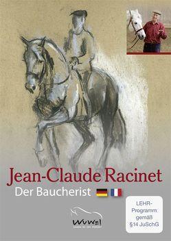 Der Baucherist DVD von Racinet,  Jean-Claude