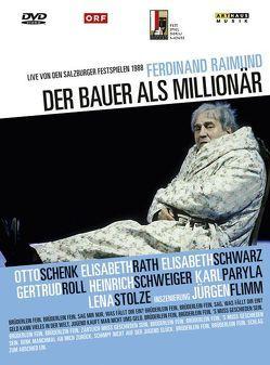 Der Bauer als Millionär von Fischer,  Ottfried, Flimm,  Jürgen, Jesserer,  Gertraud, Raimund,  Ferdinand, Schenk,  Otto, Stolze,  Lena