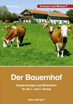 Der Bauernhof – Kopiervorlagen und Materialien von Prinz,  Johanna