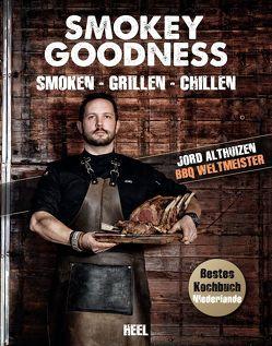 Smokey Goodness von Althuizen,  Jord