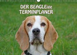 DER BEAGLEige TERMINPLANER (Wandkalender 2019 DIN A3 quer) von Lindert-Rottke,  Antje
