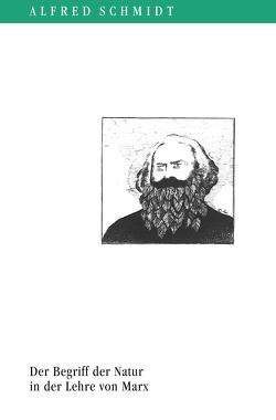 Der Begriff der Natur in der Lehre von Marx von Jeske,  Michael, Schmidt,  Alfred