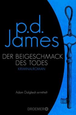 Der Beigeschmack des Todes von James,  P. D.
