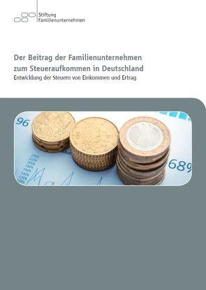 Der Beitrag der Familienunternehmen zum Steueraufkommen in Deutschland