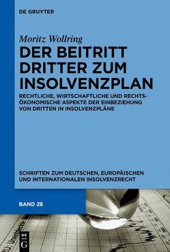Der Beitritt Dritter zum Insolvenzplan von Wollring,  Moritz