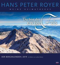 Der Bergkalender 2019 von Royer,  Hans Peter