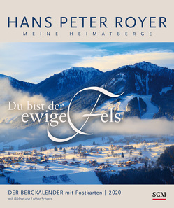 Der Bergkalender 2020 – Postkartenkalender von Royer,  Hans Peter