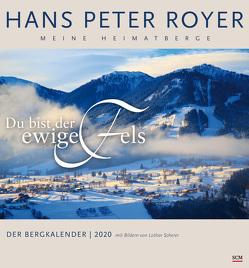Der Bergkalender 2020 von Royer,  Hans Peter