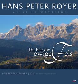 Der Bergkalender 2021 von Royer,  Hans Peter