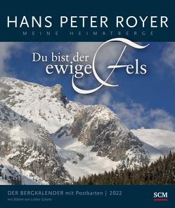 Der Bergkalender 2022 – Postkartenkalender von Royer,  Hans Peter
