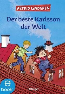 Der beste Karlsson der Welt von Dohrenburg,  Thyra, Lindgren,  Astrid, Wikland,  Ilon