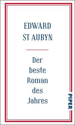 Der beste Roman des Jahres von Hansen,  Nikolaus, St Aubyn,  Edward