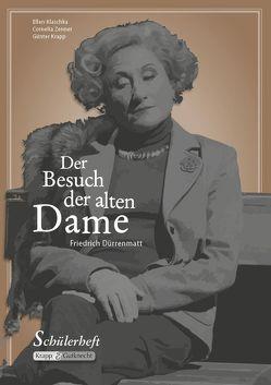 Der Besuch der alten Dame – Friedrich Dürrenmatt von Klaschka,  Ellen