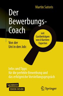 Der Bewerbungs-Coach von Sutoris,  Martin