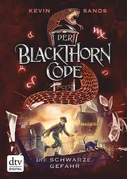 Der Blackthorn-Code – Die schwarze Gefahr von Ernst,  Alexandra, Sands,  Kevin