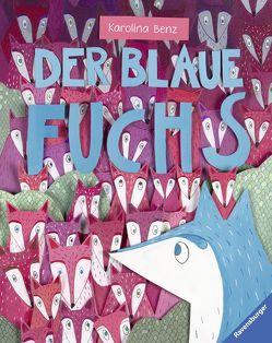 Der blaue Fuchs von Benz,  Karolina