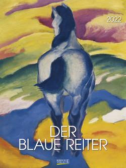 Der Blaue Reiter 2022 von Korsch Verlag