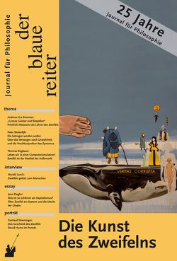 Der Blaue Reiter. Journal für Philosophie / Die Kunst des Zweifelns von Böhme,  Gernot, Giel,  Klaus, Lesch,  Harald, Obermeier,  Otto-Peter, Reusch,  Siegfried, Salas Vilar,  Pepa, Sloterdijk,  Peter