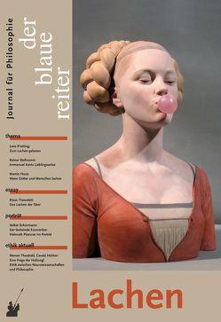 Der Blaue Reiter. Journal für Philosophie / Lachen von Giel,  Klaus, Hoerisch,  Jochen, Mas,  Gerard, Obermeier,  Otto-Peter, Prütting,  Lenz, Reusch,  Siegfried, Theweleit,  Klaus