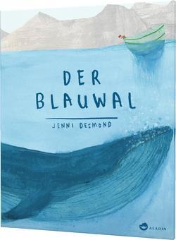 Der Blauwal von Birkenstädt,  Sophie, Desmond,  Jenni