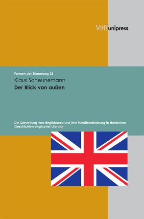 Der Blick von außen von Neumann,  Birgit, Reulecke,  Jürgen, Scheunemann,  Klaus