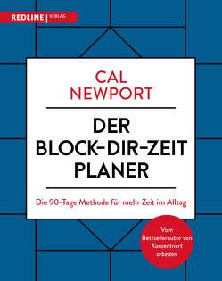 Der Block-dir-Zeit-Planer von Fietzke,  Britta, Newport,  Cal
