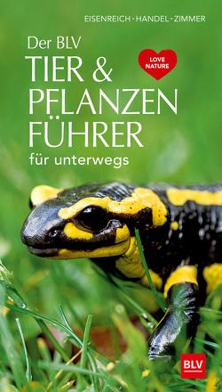 Der BLV Tier & Pflanzenführer von Eisenreich,  Wilhelm, Handel,  Alfred, Zimmer,  Ute E.
