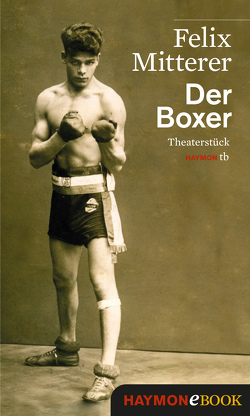 Der Boxer von Mitterer,  Felix