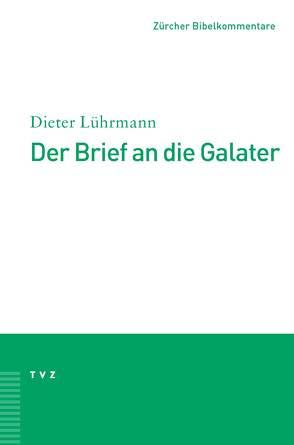 Der Brief an die Galater von Lührmann,  Dieter