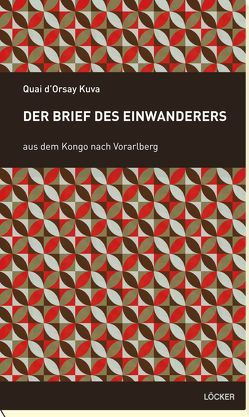 Der Brief des Einwanderers von Brüstle,  Aaron Johannes, D'Orsay Kuva,  Quai