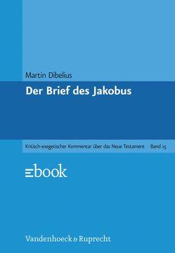 Der Brief des Jakobus von Dibelius,  Martin, Hahn,  Ferdinand