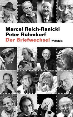 Der Briefwechsel von Hilse,  Christoph, Opitz,  Stephan, Reich-Ranicki,  Marcel, Rühmkorf ,  Peter
