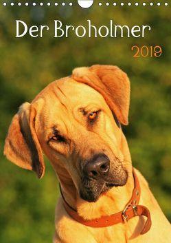 Der Broholmer (Wandkalender 2019 DIN A4 hoch) von Nixe