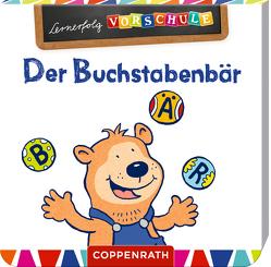 Der Buchstabenbär von Carstens,  Birgitt, Wagner,  Charlotte