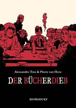 Der Bücherdieb von Tota,  Alessandro, Van Hove,  Pierre, Zimmermann,  Volker