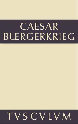 Der Bürgerkrieg von C. Julius Caesar, Dorminger,  Georg
