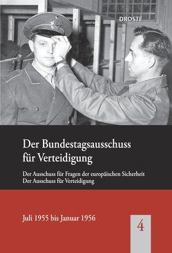 Der Bundestagsausschuss für Verteidigung von Hochstetter,  Dorothee, Kollmer,  Dieter H.