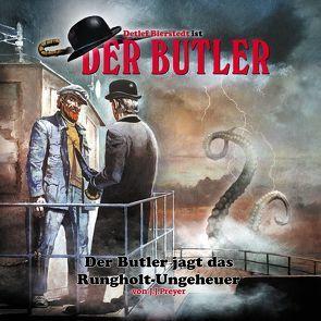 Der Butler von Preyer,  J J, Winter,  Markus