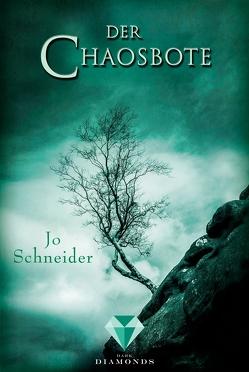 Der Chaosbote (Die Unbestimmten 4) von Schneider,  Jo