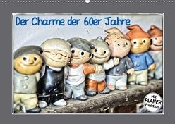 Der Charme der 60er Jahre (Wandkalender 2018 DIN A2 quer) von Adams www.foto-you.de,  Heribert