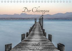 Der Chiemgau (Tischkalender 2018 DIN A5 quer) von Söhngen,  Harald