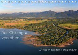 Der Chiemgau von oben (Tischkalender 2019 DIN A5 quer) von Ghirardini,  Tanja