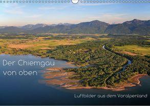 Der Chiemgau von oben (Wandkalender 2018 DIN A3 quer) von Ghirardini,  Tanja